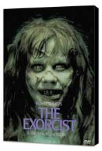 The Exorcist - 27 x 40 Movie Poster - Style C - Museum Wrapped Canvas