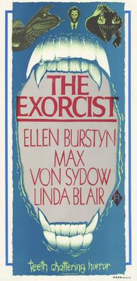 The Exorcist - 11 x 17 Movie Poster - Style C