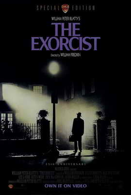 The Exorcist - 27 x 40 Movie Poster