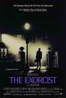 The Exorcist - 27 x 40 Movie Poster - Style B