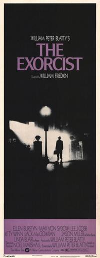 The Exorcist - 14 x 36 Movie Poster - Insert Style A