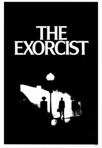 The Exorcist - 43 x 62 Movie Poster - Bus Shelter Style A