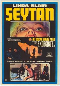 The Exorcist - 43 x 62 Poster - Foreign - Bus Shelter Style A