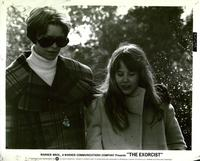 The Exorcist - 8 x 10 B&W Photo #1