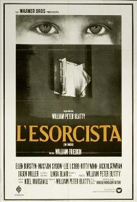 The Exorcist - 27 x 40 Movie Poster - Italian Style A