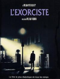 The Exorcist - 27 x 40 Movie Poster - French Style A
