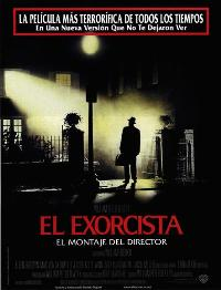 The Exorcist - 27 x 40 Movie Poster - Spanish Style A