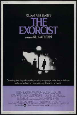 The Exorcist - 11 x 17 Movie Poster - Style F