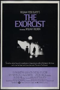 The Exorcist - 43 x 62 Movie Poster - Bus Shelter Style B