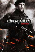 The Expendables 2 - 11 x 17 Movie Poster - Style C