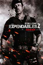The Expendables 2 - 11 x 17 Movie Poster - Style D