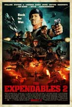 The Expendables 2 - 11 x 17 Movie Poster - Style F