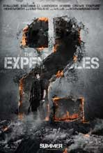 The Expendables 2 - DS 1 Sheet Movie Poster - Style C