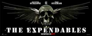 The Expendables - 12 x 30 Movie Poster - Style A