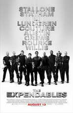 The Expendables - 11 x 17 Movie Poster - Style E