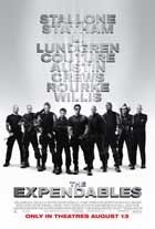 The Expendables - 27 x 40 Movie Poster - Canadian Style A