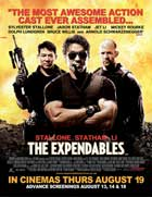The Expendables - 11 x 17 Movie Poster - UK Style B