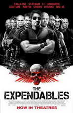 The Expendables - 11 x 17 Movie Poster - Style F