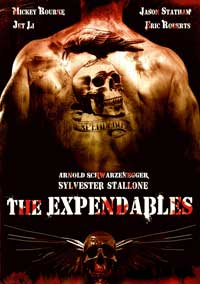 The Expendables - 11 x 17 Movie Poster - French Style A