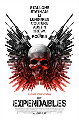 The Expendables - 11 x 17 Movie Poster - Style A - Double Sided