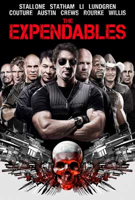 The Expendables - 11 x 17 Movie Poster - Style D