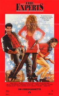 The Experts - 43 x 62 Movie Poster - Bus Shelter Style A