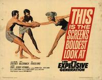 The Explosive Generation - 11 x 14 Movie Poster - Style B