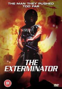 Exterminator - 27 x 40 Movie Poster - UK Style A