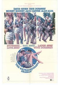 The Extraordinary Seaman - 11 x 17 Movie Poster - Style B