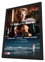 The Eye of the Storm - 11 x 17 Movie Poster - Style A - in Deluxe Wood Frame