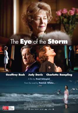 The Eye of the Storm - 11 x 17 Movie Poster - Style A