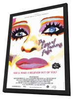 The Eyes of Tammy Faye - 11 x 17 Movie Poster - Style A - in Deluxe Wood Frame