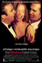 The Fabulous Baker Boys - 27 x 40 Movie Poster - Style A