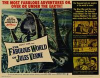 The Fabulous World of Jules Verne - 11 x 14 Movie Poster - Style A