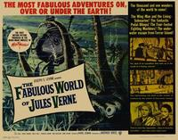 The Fabulous World of Jules Verne - 22 x 28 Movie Poster - Half Sheet Style A