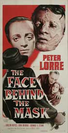 The Face Behind the Mask - 11 x 17 Movie Poster - Style C