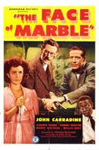 The Face of Marble - 27 x 40 Movie Poster - Style A