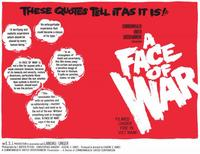 Face of War - 11 x 14 Movie Poster - Style A
