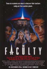 The Faculty - 11 x 17 Movie Poster - Style B
