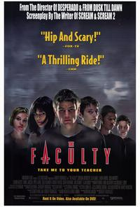 The Faculty - 27 x 40 Movie Poster - Style A