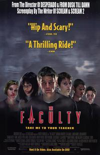 The Faculty - 43 x 62 Movie Poster - Bus Shelter Style A