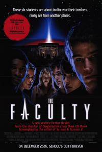 The Faculty - 27 x 40 Movie Poster - Style B