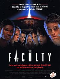 The Faculty - 27 x 40 Movie Poster - Spanish Style A