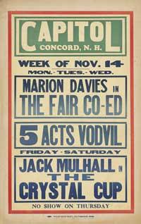 The Fair Co-Ed - 11 x 17 Movie Poster - Style A