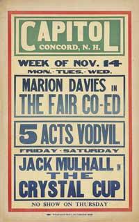The Fair Co-Ed - 27 x 40 Movie Poster - Style A