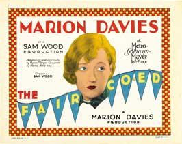 The Fair Co-Ed - 22 x 28 Movie Poster - Half Sheet Style A