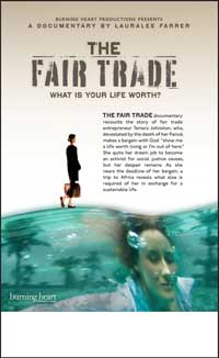 The Fair Trade - 11 x 17 Movie Poster - Style B