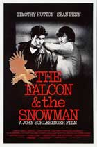 The Falcon and the Snowman - 27 x 40 Movie Poster - UK Style B