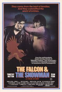 The Falcon and the Snowman - 27 x 40 Movie Poster - Style A