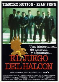 The Falcon and the Snowman - 11 x 17 Movie Poster - Spanish Style A